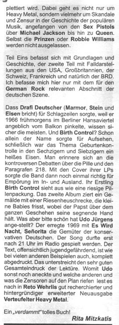 German Rock News